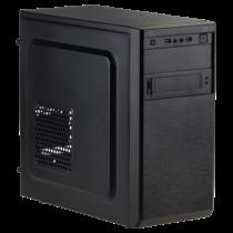 AKYGA Ház AK17BK Micro ATX Fekete, USB3.0 (AK17BK)