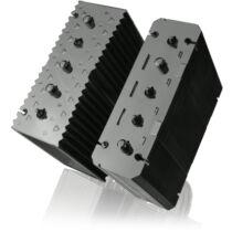 RAIJINTEK TISIS CORE EDITION - Processor - Radiator - Socket AM2, Socket AM2+, Socket AM3, Socket AM3+, Socket FM1, Socket FM2, Socket FM2+, LGA 1151 (Socket... Intel® Core™ i3 - Intel Core i5 - Intel Core i7 - 0.1 °C/W - Black (0R100017)