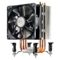 Cooler Master Hyper TX3i - Processor - Cooler - 9.2 cm - LGA 1151 (Socket H4) - 800 RPM - 2200 RPM (RR-TX3E-22PK-B1)