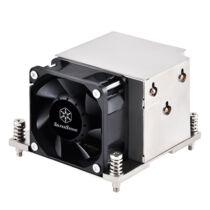 SilverStone Xenon XE02-2011 - Processor - Cooler - 6 cm - LGA 2011 (Socket R), LGA 2066 - 9000 RPM - 55 dB (SST-XE02-2011)