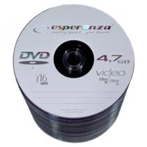 DVD-R ESPERANZA 4,7GB X16 - SPINDLE 100 PCS