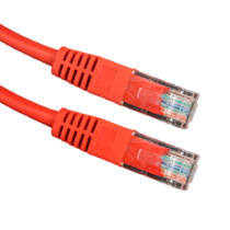 ESPERANZA CAT 5E UTP PATCHCORD CABLE 1M RED (EB273R)