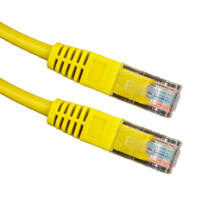ESPERANZA CAT 5E UTP PATCHCORD CABLE 1M YELLOW (EB273Y)
