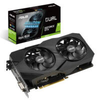Asus GeForce® GTX 1660 Ti 6GB Dual Advanced Evo (90YV0CR4-M0NA00)