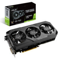 Asus GeForce® GTX 1660 6GB TUF 3X Gaming OC (90YV0D15-M0NA00)