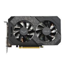 ASUS TUF Gaming TUF-GTX1660S-O6G-GAMING - GeForce GTX 1660 SUPER - 6 GB - GDDR6 - 192 bit - 7680 x 4320 pixels - PCI Express x16 3.0 (90YV0DT2-M0NA00)