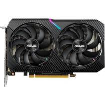 ASUS Dual -GTX1660S-O6G-MINI - GeForce GTX 1660 SUPER - 6 GB - GDDR6 - 192 bit - 7680 x 4320 pixels - PCI Express 3.0 (90YV0DT4-M0NA00)