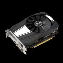 ASUS Phoenix PH-GTX1650S-O4G - GeForce GTX 1650 SUPER - 4 GB - GDDR6 - 128 bit - 7680 x 4320 pixels - PCI Express x16 3.0 (90YV0E40-M0NA00)