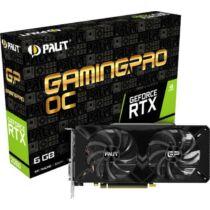 Palit GeForce® RTX 2060 6GB GamingPro OC (NE62060T18J9-1062A)