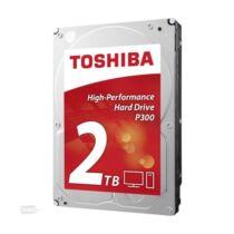 "TOSHIBA P300 2TB 7200RPM 64MB SATA 3,5"" (HDWD120UZSVA)"
