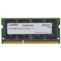 Mushkin SO-DIMM 8GB DDR3 Essentials - 8 GB - 1 x 8 GB - DDR3 - 1333 MHz - 204-pin SO-DIMM (992020)