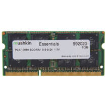Mushkin SO-DIMM 8GB DDR3 Essentials - 8 GB - 1 x 8 GB - DDR3 - 1333 MHz - 204-pin SO-DIMM (992020)