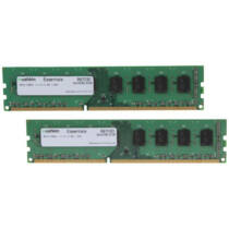 Mushkin DIMM 8GB DDR3 Essentials - 8 GB - 2 x 4 GB - DDR3 - 1600 MHz - 240-pin DIMM (997030)