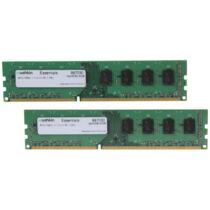 Mushkin DIMM 8GB DDR3 Essentials - 8 GB - 2 x 4 GB - DDR3 - 1600 MHz - 240-pin DIMM (997030)