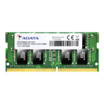 ADATA AD4S266638G19-R - 8 GB - 1 x 4 GB - DDR4 - 2666 MHz - 260-pin SO-DIMM (AD4S266638G19-R)