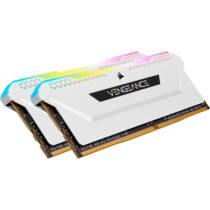 Corsair Vengeance CMH32GX4M2E3200C16W - 32 GB - 2 x 16 GB - DDR4 - 3200 MHz (CMH32GX4M2E3200C16W)