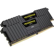 DDR4 16GB 2666MHz Corsair Vengeance LPX Black CL16 KIT2 (CMK16GX4M2A2666C16)