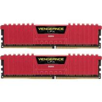 Corsair Vengeance LPX DDR4 3200MHz 16GB - 16 GB - 2 x 8 GB - DDR4 - 3200 MHz - 288-pin DIMM - Red (CMK16GX4M2B3200C16R)