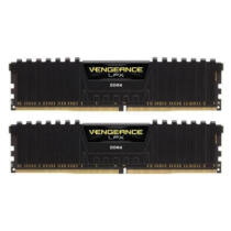 DDR4 32GB 3000MHz Corsair Vengeance LPX Black CL15 KIT2 (CMK32GX4M2B3000C15)