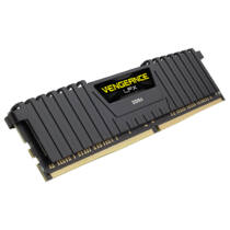 Corsair Vengeance LPX 32GB (4x8GB) - 32 GB - 4 x 8 GB - DDR4 - 2133 MHz - 288-pin DIMM - Black (CMK32GX4M4A2133C13)