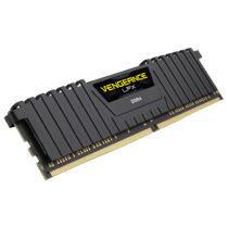 Corsair 4GB DDR4-2400 - 4 GB - 1 x 4 GB - DDR4 - 2400 MHz - 288-pin DIMM - Black (CMK4GX4M1A2400C14)