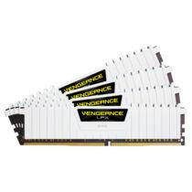 Corsair Vengeance LPX CMK64GX4M4A2666C16W - 64 GB - 4 x 16 GB - DDR4 - 2666 MHz - 288-pin DIMM (CMK64GX4M4A2666C16W)