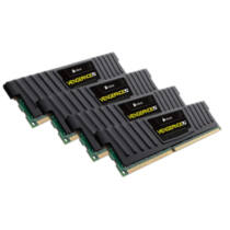 Corsair 32GB DDR3 1600MHz - 32 GB - 4 x 8 GB - DDR3 - 1600 MHz - 240-pin DIMM (CML32GX3M4A1600C10)