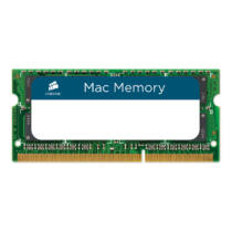 Corsair CMSA4GX3M1A1333C9 - 4 GB - 1 x 4 GB - DDR3 - 1333 MHz - 204-pin SO-DIMM - Multicolor (CMSA4GX3M1A1333C9)