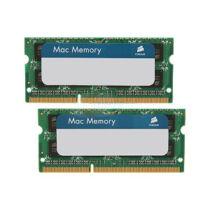 Corsair CMSA8GX3M2A1333C9 - 8 GB - 2 x 4 GB - DDR3 - 1333 MHz - 204-pin SO-DIMM - Green (CMSA8GX3M2A1333C9)