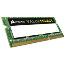 Corsair 4GB DDR3L 1333MHz - 4 GB - 1 x 4 GB - DDR3 - 1333 MHz - 204-pin SO-DIMM (CMSO4GX3M1C1333C9)