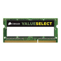 Corsair 4GB - DDR3L - 1600MHz - 4 GB - 1 x 4 GB - DDR3 - 1600 MHz - 204-pin SO-DIMM - Green (CMSO4GX3M1C1600C11)