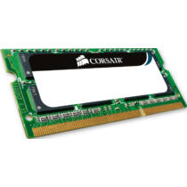 Corsair CMSO8GX3M2A1333C9 - 8 GB - 2 x 4 GB - DDR3 - 1333 MHz - 204-pin SO-DIMM (CMSO8GX3M2A1333C9)