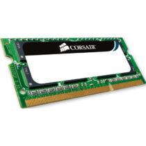 Corsair CMSO8GX3M2A1333C9 - 8 GB - 2 x 4 GB - DDR3 - 1333 MHz - 204-pin SO-DIMM (CMSO8GX3M2A1333C9)