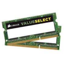 Corsair 2x 4GB - DDR3L - 1600MHz - 8 GB - 2 x 4 GB - DDR3 - 1600 MHz - 204-pin SO-DIMM - Green (CMSO8GX3M2C1600C11)