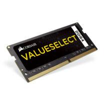 Corsair ValueSelect - 8 GB - 1 x 8 GB - DDR4 - 2133 MHz - 260-pin SO-DIMM (CMSO8GX4M1A2133C15)