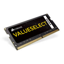 Corsair ValueSelect - 8 GB - 1 x 8 GB - DDR4 - 2133 MHz - 260-pin SO-DIMM (CMSO8GX4M1A2133C15)
