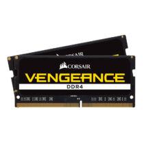 Corsair Vengeance 16GB DDR4-2400 - 16 GB - 2 x 8 GB - DDR4 - 2400 MHz - 260-pin SO-DIMM (CMSX16GX4M2A2400C16)