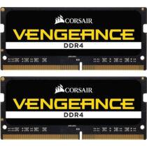 Corsair Vengeance CMSX32GX4M2A3000C16 - 32 GB - 2 x 16 GB - DDR4 - 3000 MHz - 260-pin SO-DIMM - Black (CMSX32GX4M2A3000C16)