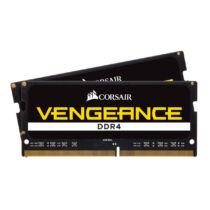 Corsair Vengeance CMSX64GX4M2A2666C18 - 64 GB - 2 x 32 GB - DDR4 - 2666 MHz - 260-pin SO-DIMM (CMSX64GX4M2A2666C18)