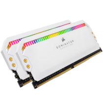 Corsair Dominator Platinum CMT16GX4M2C3600C18W memóriamodul 16 GB 2 x 8 GB DDR4 3600 Mhz (CMT16GX4M2C3600C18W)