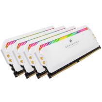 Corsair DDR4 32GB PC 3200 CL16 kit 4x8GB Dominator Plat - 32 GB - DDR4 (CMT32GX4M4C3200C16W)