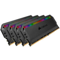 Corsair Dominator CMT64GX4M4K3600C16 - 64 GB - 4 x 16 GB - DDR4 - 3600 MHz - 288-pin DIMM (CMT64GX4M4K3600C16)