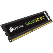 Corsair Value Select 8GB PC4-17000 - 8 GB - 1 x 8 GB - DDR4 - 2133 MHz - 288-pin DIMM (CMV8GX4M1A2133C15)