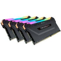 Corsair Vengeance CMW128GX4M4D3000C16 - 128 GB - 4 x 32 GB - DDR4 - 3000 MHz - 288-pin DIMM (CMW128GX4M4D3000C16)