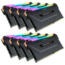 Corsair Vengeance CMW256GX4M8D3000C16 - 256 GB - 8 x 32 GB - DDR4 - 3000 MHz - 288-pin DIMM (CMW256GX4M8D3000C16)