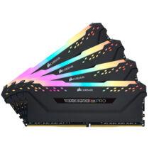 Corsair Vengeance CMW32GX4M4C3200C16 - 32 GB - 4 x 8 GB - DDR4 - 3200 MHz - 288-pin DIMM - Black (CMW32GX4M4C3200C16)