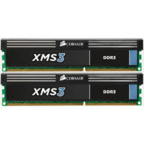 Corsair 16GB (2x 8GB) DDR3 XMS memóriamodul 2 x 8 GB 1333 Mhz (CMX16GX3M2A1333C9)