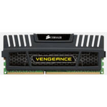 Corsair 8GB (1x 8GB) DDR3 Vengeance - 8 GB - 1 x 8 GB - DDR3 - 1600 MHz - 240-pin DIMM (CMZ8GX3M1A1600C9)
