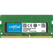 Crucial Notebook DDR4 2666MHz 16GB CL19 1,2V (CT16G4SFD8266)