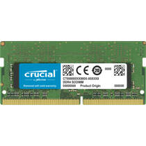 Crucial CT32G4SFD8266 - 32 GB - 1 x 32 GB - DDR4 - 2666 MHz - 260-pin SO-DIMM (CT32G4SFD8266)